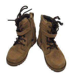 Mini UGG Brown Kids Boots Size: US 8